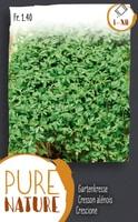 Do it + Garden Cresson alénois, simple 25g Semences d'herbes arom.