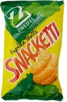 Zweifel Snacketti Paprika shells