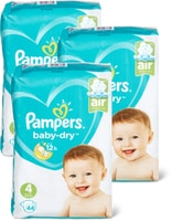 Tutti i pannolini Pampers
