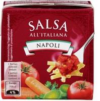 Toutes les sauces Salsa all'Italiana et M-Classic