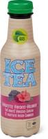 Mitico Ice Tea alla frutta ibisco-sambuco, bio