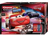 Disney Carrera Go! Cars Neon Nights