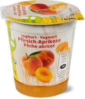 Yogourt aha! pêche-abricot