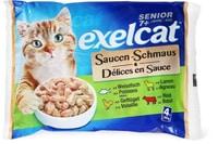 Exelcat Sauce senior