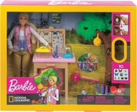 Barbie GDM49 Entomologist Set