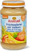 Alnatura - Frutta mista con cereali integrali