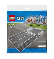 LEGO City Rettilineo e incrocio 7280