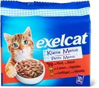Exelcat mini Viande