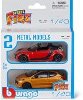 Bburago 2er Pack Auto 1:43