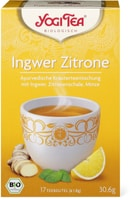 Bio Yogi Tee Ingwer Zitrone