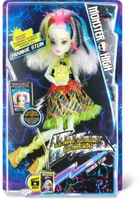 "Monster High ""Elektrisiert"" Hochspannungslook Frankie"
