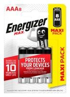 Energizer MAX AAA LR03 8p.