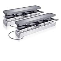 Koenig Duo 4 and more Fornello da raclette e grill
