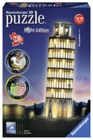 3D Puzzle Pisa Night Edition 216p