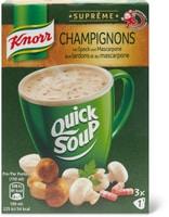 Knorr Suprême Instant champignons