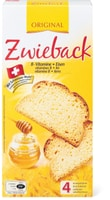 Zwieback Original Vitamines B + fer