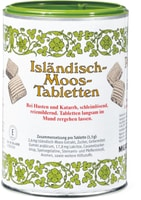 Isländisch-Moos-Tabletten