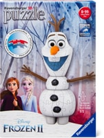 RVB Frozen 2 Olaf Puzzle