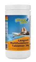 Planet Pool Pastilles multifonction 20g