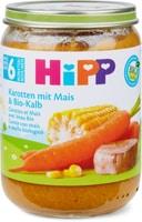 Hipp carota mais vitello