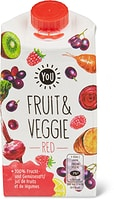 YOU fruit&veggie Red