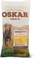 Alimenti e snack per cani Oskar