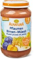 Alnatura Muesli aux prunes et poire