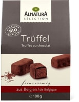 Alnatura truffes Au chocolat
