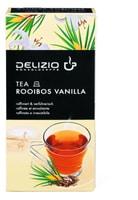 Delizio Tea Rooibos Vanilla 16 capsules
