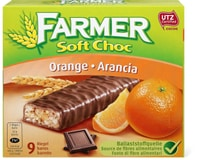 Farmer Soft Choc Orange