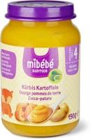 Mibébé zucca-patata