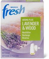 Bastoncini profumati Lavender & Wood Migros Fresh