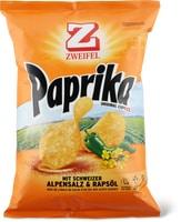 Chips Zweifel da 175 g o 280 g