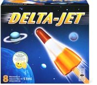 Delta-Jet Wassereis