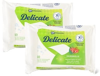 M-Classic feuchtes Toilettenpapier Delicate im Duo-Pack