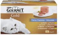 Gourmet Gold Mousses assorties