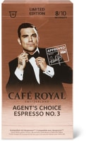 Café Royal Agent's Choice nr.3, 10 cap.