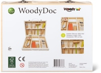 Woody Doktorset aus Holz  (FSC®)
