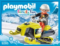 Playmobil Family Fun Motoslitta 9285
