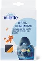 Milette Autositz-Utensilientasche