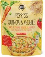 Bio YOU express Quinoa & veggies