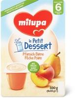 Milupa le Petit Dessert Pfir. Birne