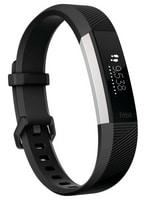 Traqueur d'activité Fitbit Alta HR, noir