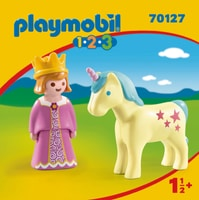 PLAYMOBIL 70127 Princesse et licorne
