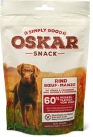 Snack Oskar bœuf, courge et canneberge