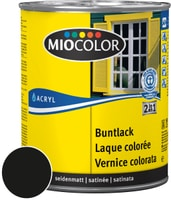 Miocolor Acryl Vernice colorata satinata