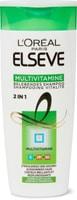 L'Oréal Elseve Shampooing Multivitamine 2en1