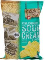 Farm Chips Xtra Crunchy Sour Cream & Onions