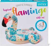 Intex Tropical Flamingo Ride on