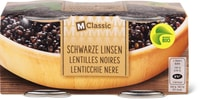 Bio M-Classic schwarze Linsen